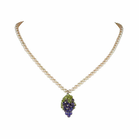 Verona Necklace by Tina Ashmore Luxury Jewelry
