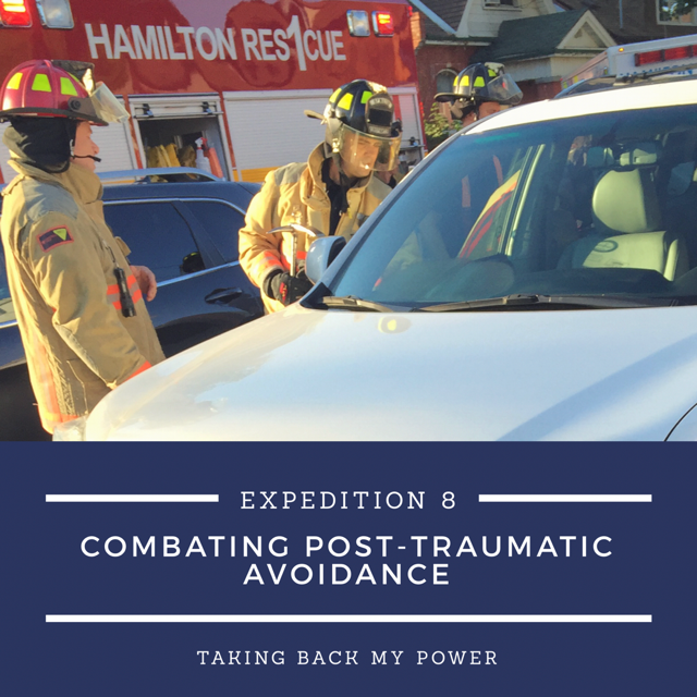 Expedition 8: Combating Post-Traumatic Avoidance