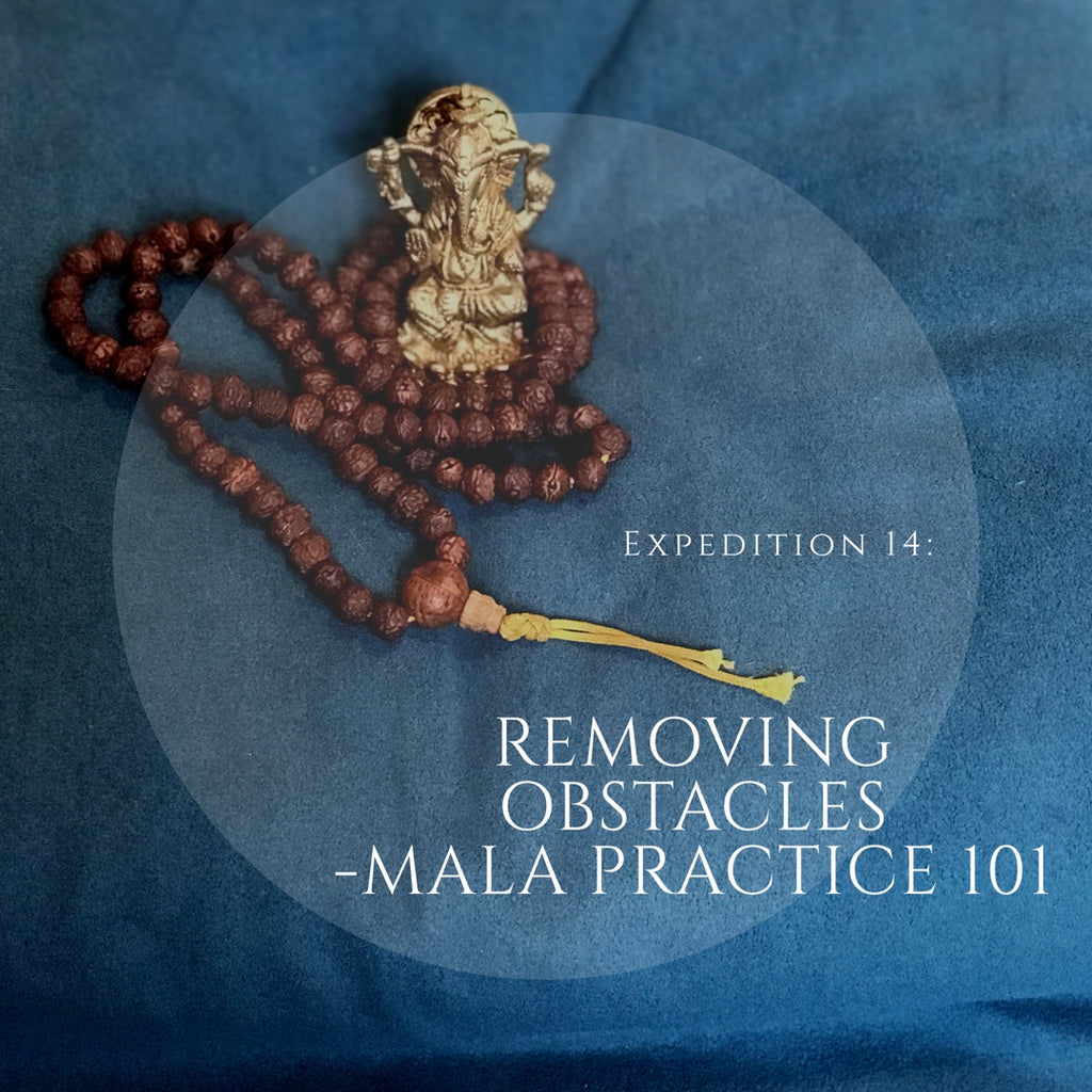 Expedition 14: Removing Obstacles- Mala Practice 101