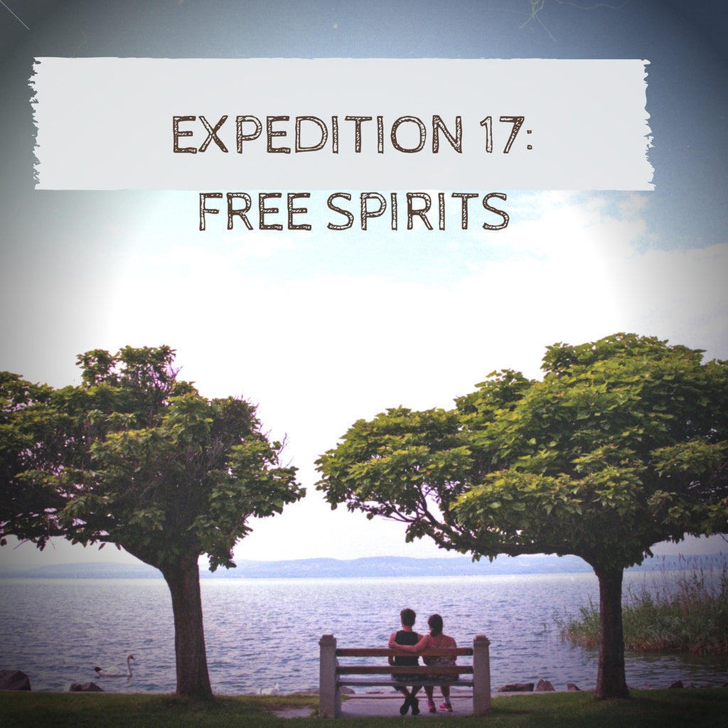 Expedition 17-Free Spirits