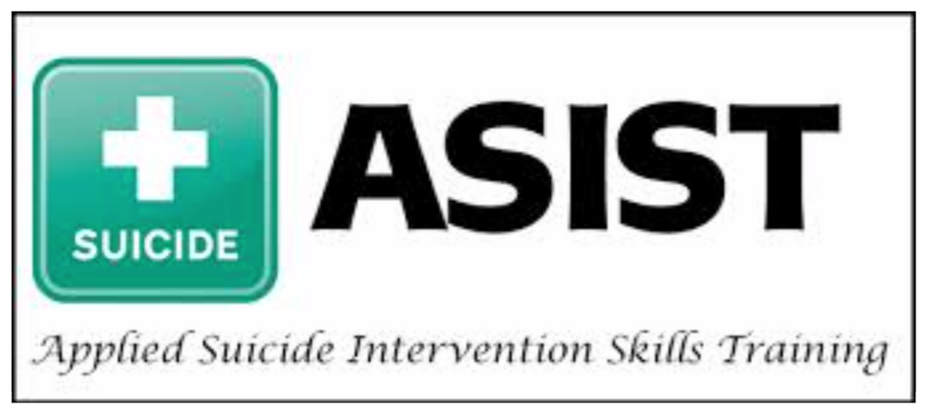 suicide intervention certification, assist, suicide awareness, suicide prevention