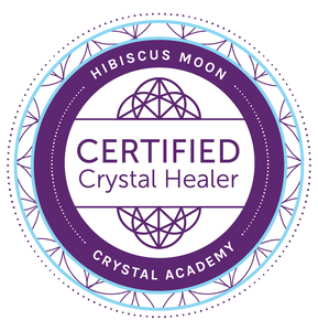 crystal healing, crystal session, hibiscus moon, certified crystal healing, Stoney Creek crystals, crystals for sale