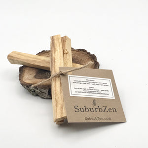 Palo Santo (Holy Wood) Stick