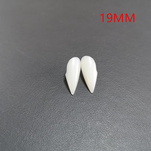 4 size Vampire Teeth Fangs Dentures Props Halloween Costume Props Party Favors Holiday DIY Decorations horror adult for kids - 350 Graphic Design