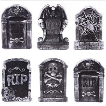 Load image into Gallery viewer, Halloween decoration foam tombstone haunted house set environmental protection Shantou tombstone horror atmosphere venue layout - 350 Graphic Design