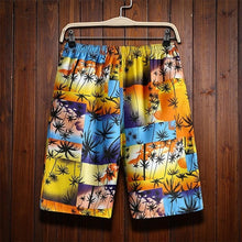 Load image into Gallery viewer, 10 Patterns Camouflage Compression Shorts Men Summer Clothing Board Shorts Nylon Bottom Men Side Pockets Men's Swimwear - 350 Graphic Design