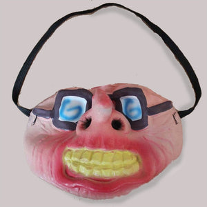 2019 Funny Adult Party Mask Latex Clown Cosplay Half Face Horrible Scary Masks Masquerade Halloween Party Decor Halloween - 350 Graphic Design