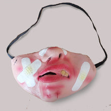 Load image into Gallery viewer, 2019 Funny Adult Party Mask Latex Clown Cosplay Half Face Horrible Scary Masks Masquerade Halloween Party Decor Halloween - 350 Graphic Design
