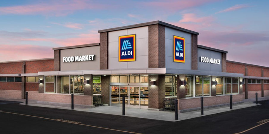 We love you Aldi, thanks for pledging against plastic wraps