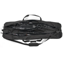 Load image into Gallery viewer, Microphone Stands Gig Bag, Dual Compartment, 50 Inch Long with Shoulder Strap