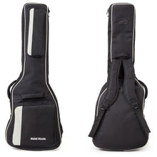 Load image into Gallery viewer, Electric Guitar Gig Bag by Hola! Music, Deluxe Series with 15mm Padding, Black