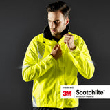 3M High Visibility Cycling Jacket
