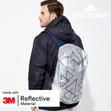 Load image into Gallery viewer, Salzmann 3M Reflective Backpack Cover, Waterproof Rucksack Cover, 3M Scotchlite