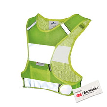 Load image into Gallery viewer, Salzmann sports vest, 3M vest, gilet, running vest, running, cycling, hi vis vest, high visibility