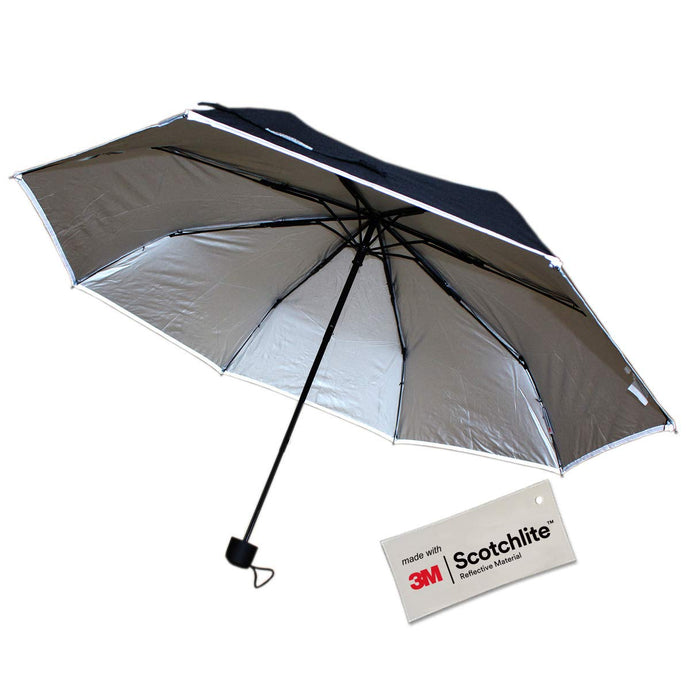 Salzmann Umbrella, High Visibility Reflective Umbrella