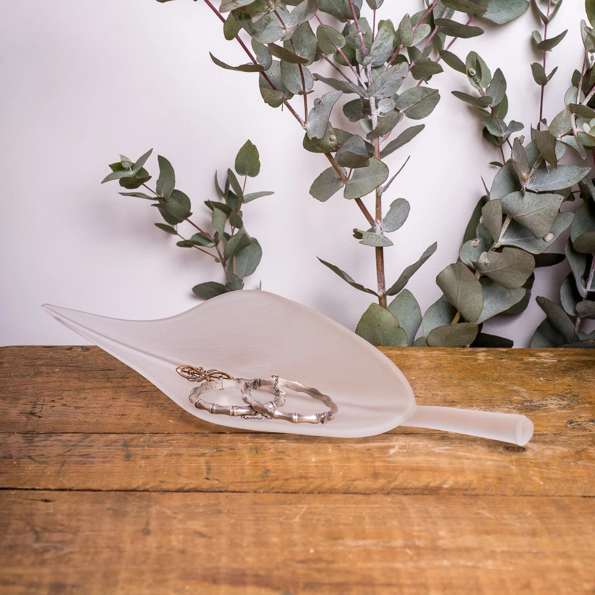 Gum Leaf Bowl - CoCo Contemporary Connoisseur Gift Store