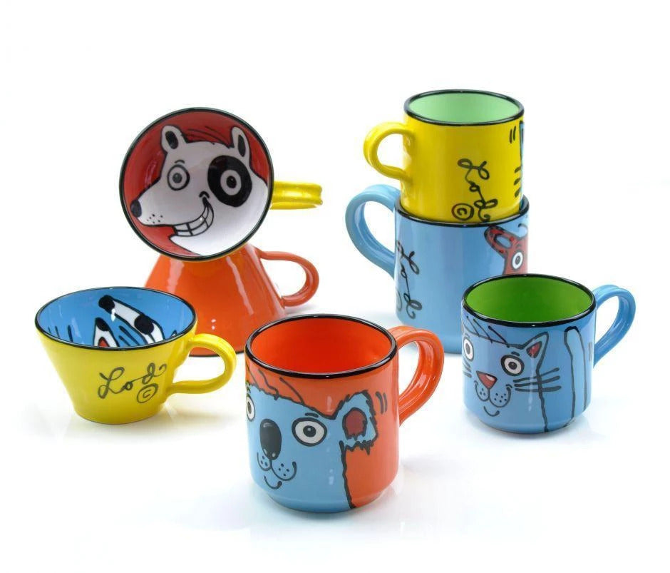 Animal Character Collection | Handmade by Elodie Barker - CoCo Contemporary Connoisseur Gift Store