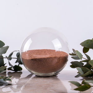 Pindan sand glass orb