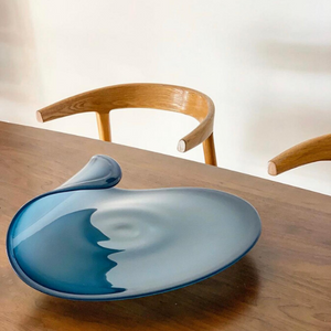 Wave Platter - CoCo Contemporary Connoisseur Gift Store