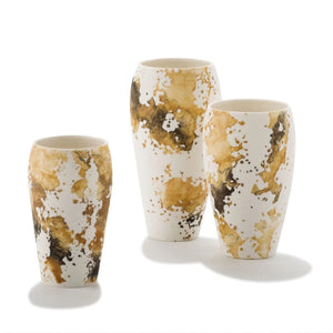 Ceramic Memory Series Vase | Australian Outback | Made by Jane Burbidge - CoCo Contemporary Connoisseur Gift Store