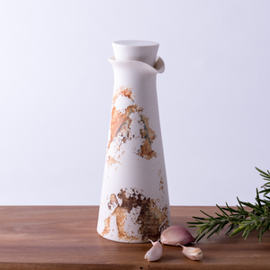 Ceramic Oil Bottle | Made in South Australia by Jane Burbidge | Free Shipping in Australia