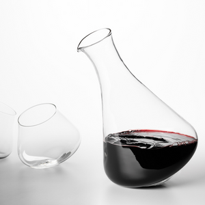 Handmade Wine Decanter Australian Made | Design By Emma Klau
