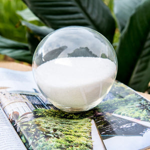 Sand Glass Memento | Handmade by Rebecca Hartman Kearns - CoCo Contemporary Connoisseur Gift Store