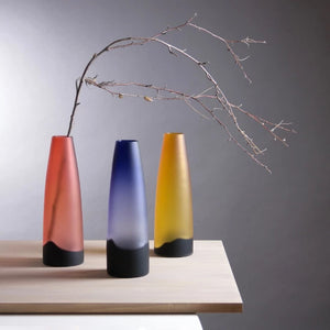 Twilight Glass Vases