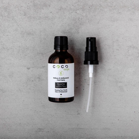 Antibacterial Hand Spray | Hand Sanitiser all Australian Made | Safe for Kids - CoCo Contemporary Connoisseur Gift Store
