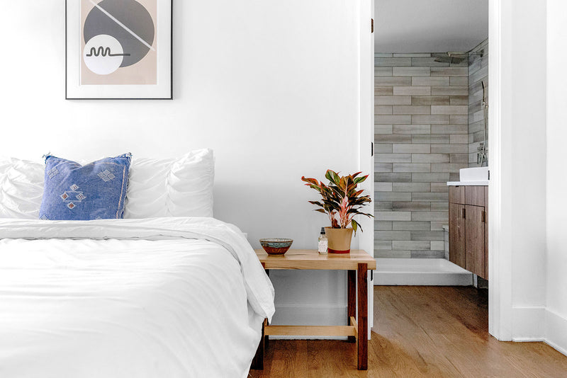 Tips for a minimalist bedroom