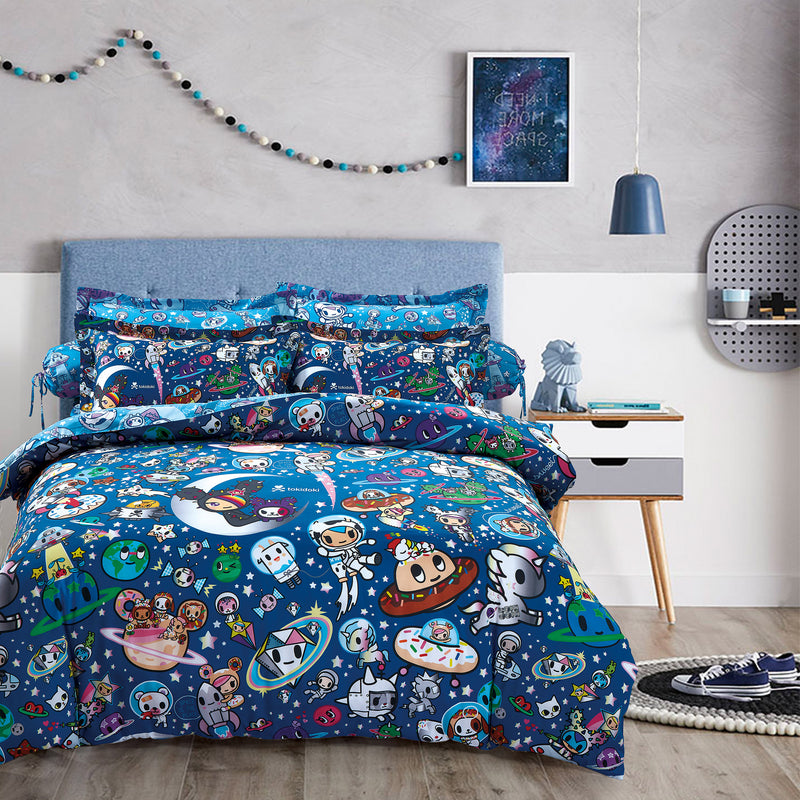 Tokidoki TK-604-27 1000TC Egyptian Cotton Bedsheet & Bedset - Epitex International