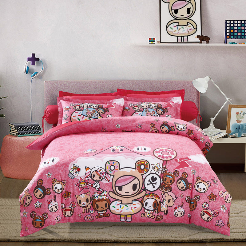 Tokidoki TK-604-18 1000TC Egyptian Cotton Bedsheet & Bedset - Epitex International