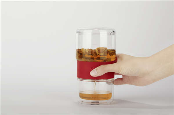 Epitex Pi Travel Cup | Tea Cup | Fruit Cup | Tea Holder - Epitex