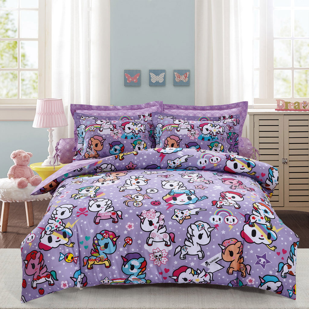 Tokidoki TK-604-25 1000TC Egyptian Cotton Bedsheet & Bedset - Epitex