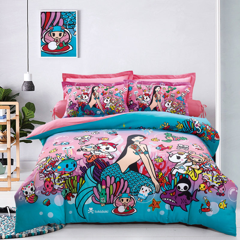 Tokidoki TK-604-26 1000TC Egyptian Cotton Bedsheet & Bedset - Epitex