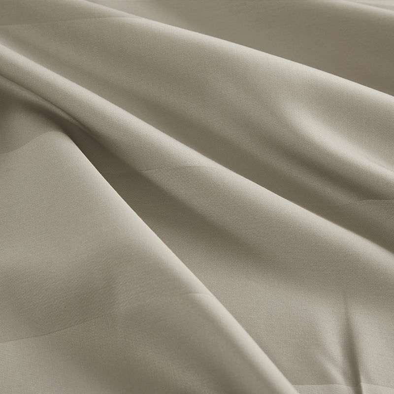 Cressent Dale Premium 1200TC Bamboo BD5804-4 Fitted Sheet Set | Bedset - Epitex