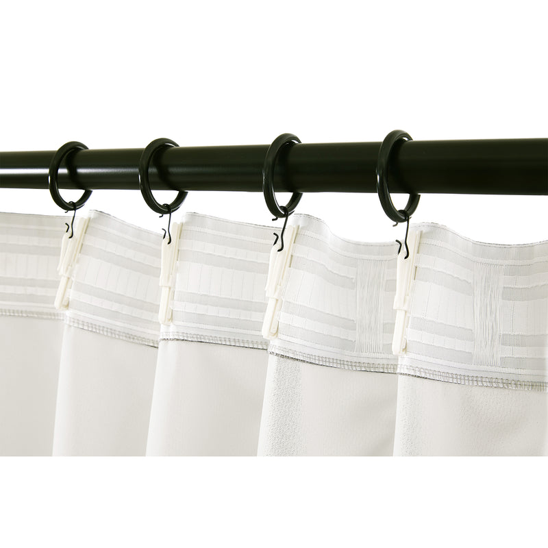 Epitex Clasica CLA301-1 Ready Made Curtain (Ivory) - Epitex