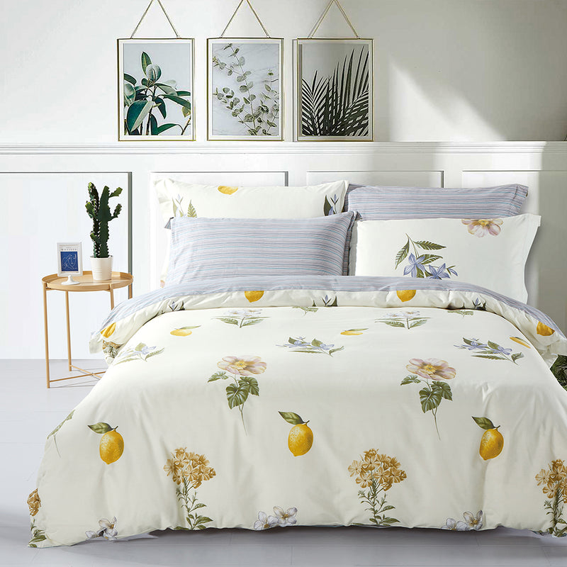 Epitex CP2033-7 900TC 100% Cotton Bed Sheet Set / Bedset - Epitex