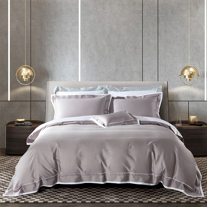 Epitex Hotel Collection 1200TC 100% Egyptian Cotton EH2305-2 Bedsheet - Epitex