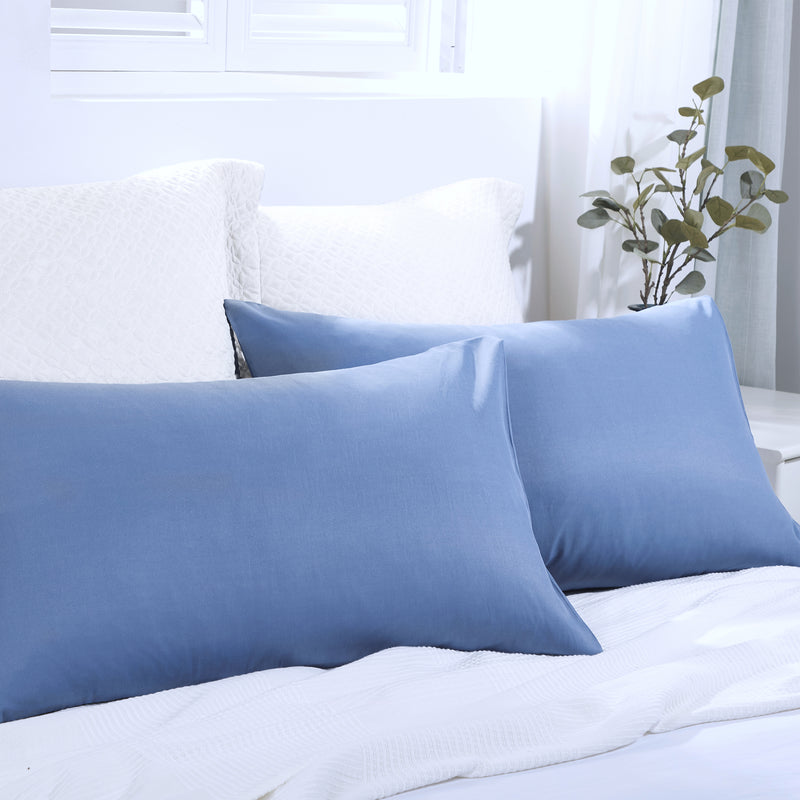 Epitex Individual Pillow | Bolster Case (Dawn Blue) EL1507 / EB1508 -3 - Epitex