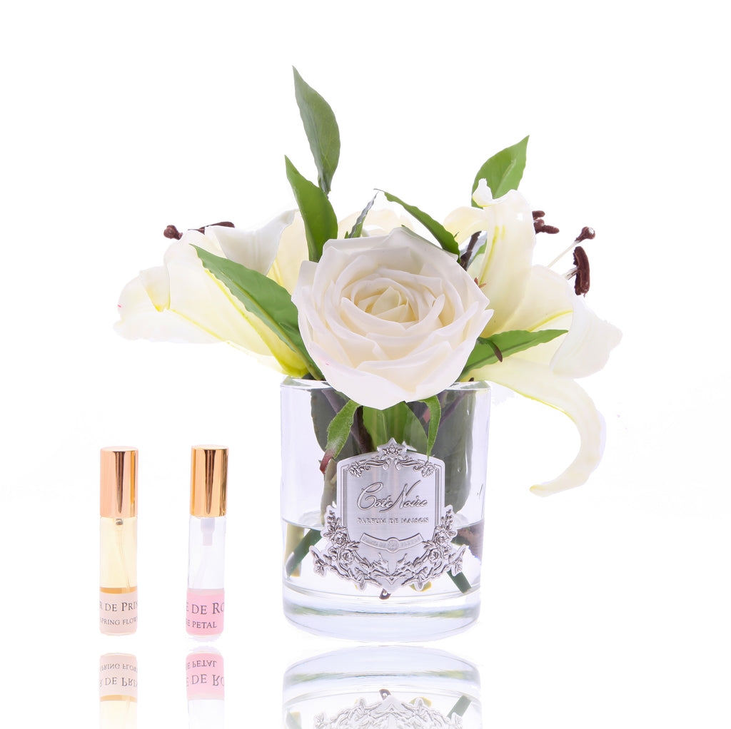 Cote Noire Perfumed Lilies & Roses - Epitex International