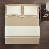 Cressent Dale Signature Collection CR2302-04 1600TC Butter / Ivory Supremely Egyptian Cotton - Epitex