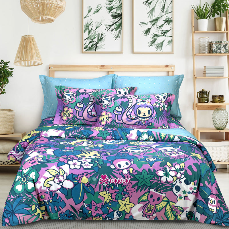Tokidoki TK-602-1 1000TC Egyptian Cotton Bedset - Epitex