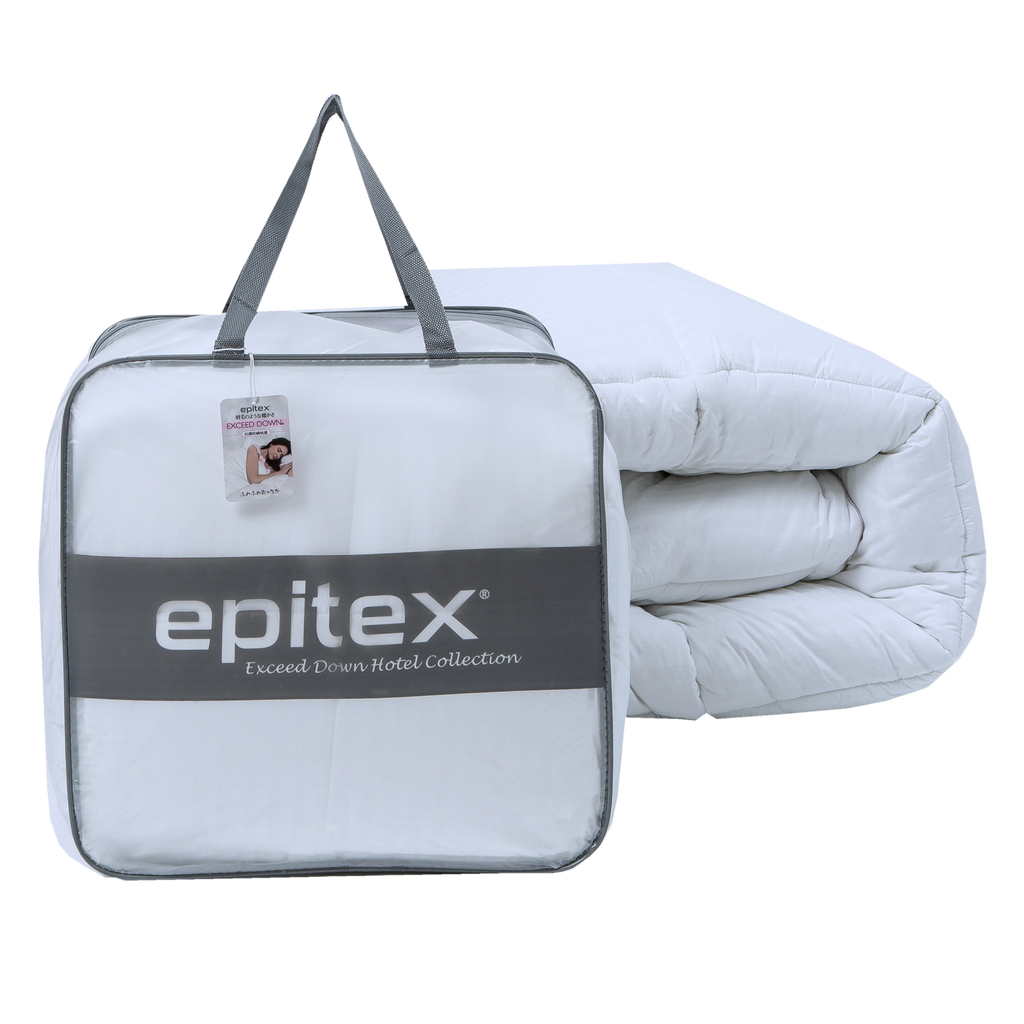 Epitex Exceed Down Hotel Collection Mattress Topper - Epitex