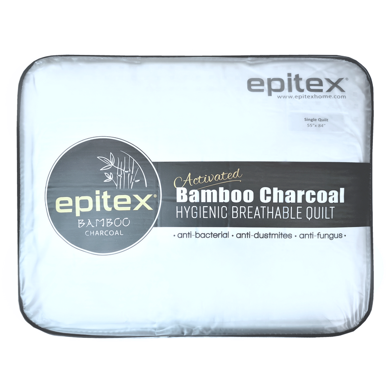 Epitex Bamboo Charcoal Quilt - Epitex International