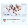 Epitex Basic Living Fitted Mattress Protector - Epitex