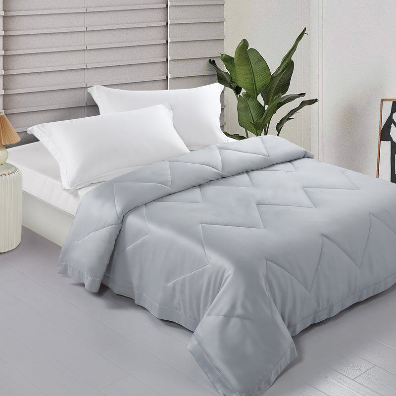 EPITEX ECOSILK QUILT MB3503 -2 (Grey) - Epitex