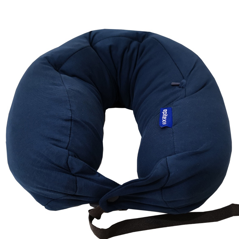 Epitex Latex Multi-Travel Pillow [6 colours] | Travel Neck Support Pillow - Epitex