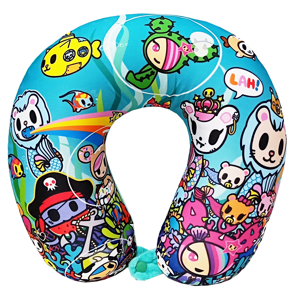Tokidoki TK604-5 Travel Pillow - Epitex International