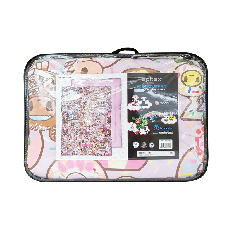 Tokidoki TK605-1 Fluffy Summer Quilt - Epitex